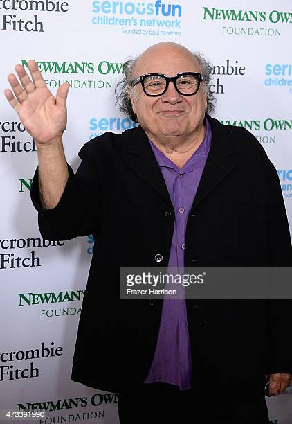 Actor Danny Devito arrives at An Evening Of SeriousFun Celebrating The Legacy Of Paul Newman at Dolby Theatre on May 14 2015 in Hollywood California