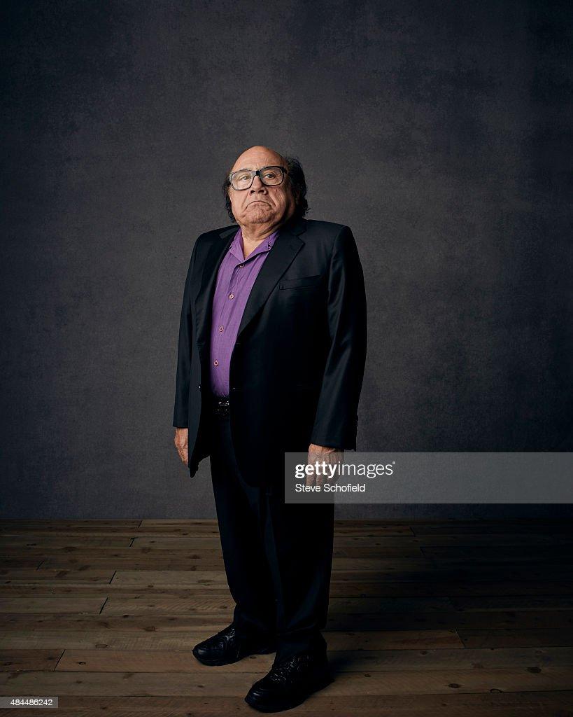 Danny Devito, Emmy magazine USA, April 1, 2015