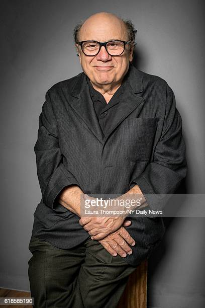 Actor Danny DeVito is photographed for NY Daily News on April 15 2016 in New York City