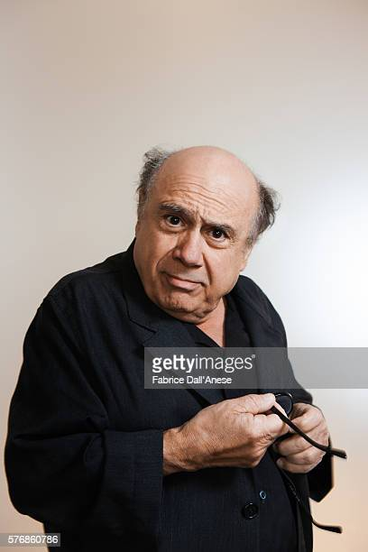 Actor Danny DeVito is photographed for Vanity Faircom on April 19 2016 in New York City