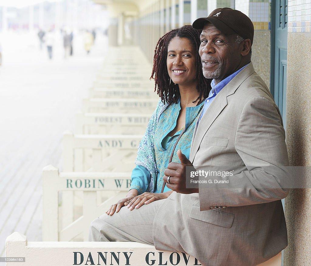 Tribute To Danny Glover - 37th Deauville Film Festival : News Photo