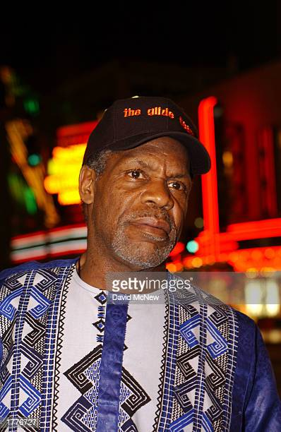 Actor Danny Glover arrives for the screening of Civil Band during the Pan African Film Arts Festival on February 6 2003 in Hollywood California