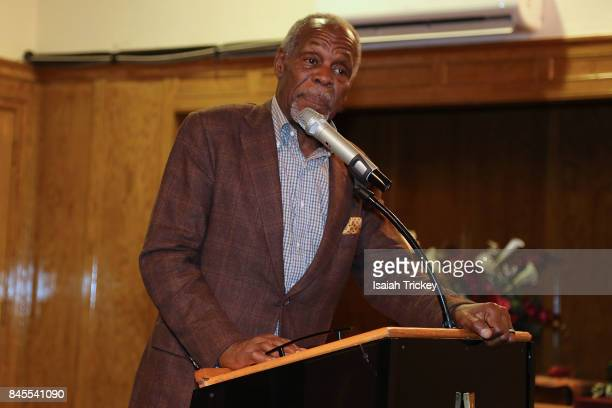 Actor Danny Glover attends An Evening With Actor And Activist Danny Glover at First Baptist Church on September 10 2017 in Toronto Canada