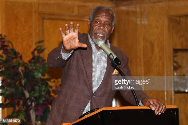 Actor Danny Glover attends 'An Evening With Actor And Activist Danny Glover' at First Baptist Church on September 10 2017 in Toronto Canada