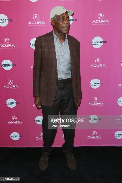 Actor Danny Glover attends Sundance Institute At Sundown at The Theatre at Ace Hotel on June 14 2018 in Los Angeles California