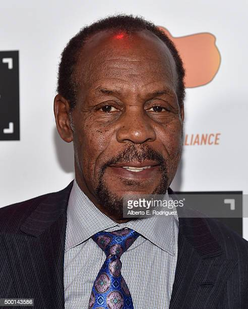 Actor Danny Glover attends the 2015 IDA Documentary Awards at Paramount Studios on December 5 2015 in Hollywood California