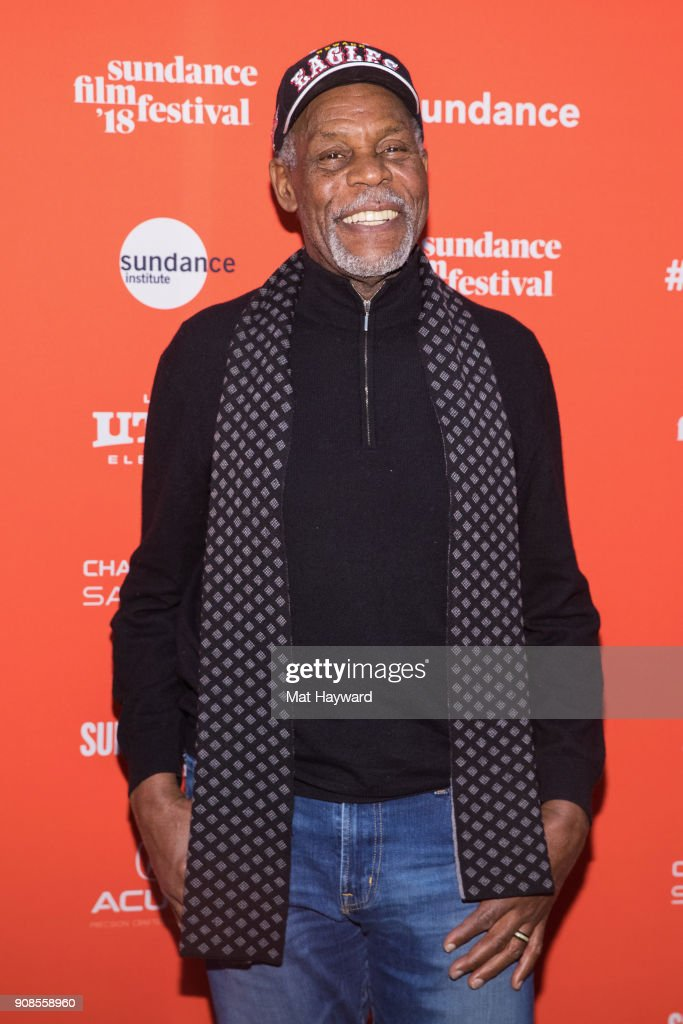 Actor Danny Glover attends the 2018 Sundance Film Festival World Premiere of Netflix's 'Come Sunday' at Eccles Center Theatre on January 21, 2018 in Park City, Utah.