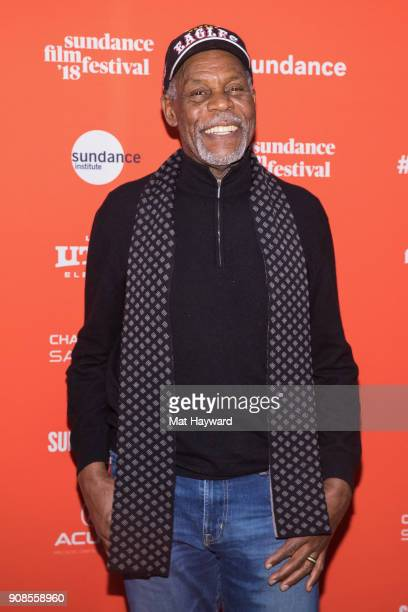 Actor Danny Glover attends the 2018 Sundance Film Festival World Premiere of Netflix's Come Sunday at Eccles Center Theatre on January 21 2018 in...