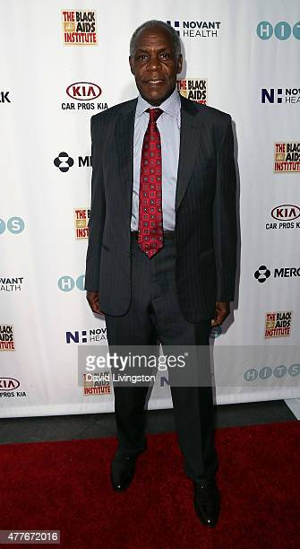 Actor Danny Glover attends the Black AIDS Institute 2015 Heroes in the Struggle Gala Reception and Awards Ceremony at the Directors Guild of America...