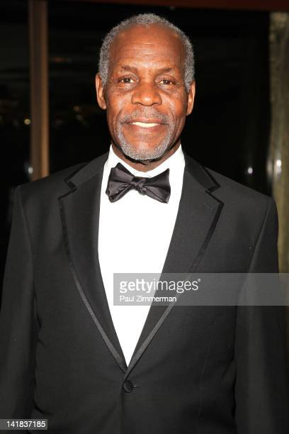 Actor Danny Glover attends the Boys Girls Club of Mount Vernon 100th Anniversary Gala at the Rye Town Hilton on March 24 2012 in Rye Brook New York
