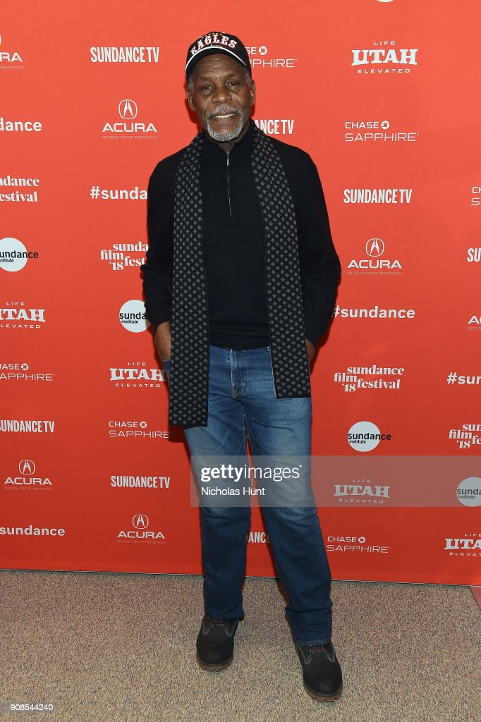 Actor Danny Glover attends the 'Come Sunday' Premiere during the 2018 Sundance Film Festival at Eccles Center Theatre on January 21, 2018 in Park City, Utah.