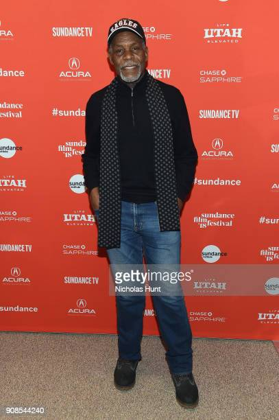 Actor Danny Glover attends the 'Come Sunday' Premiere during the 2018 Sundance Film Festival at Eccles Center Theatre on January 21 2018 in Park City...