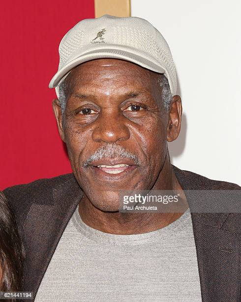 Actor Danny Glover attends the premiere of 'Almost Christmas' at Regency Village Theatre on November 3 2016 in Westwood California