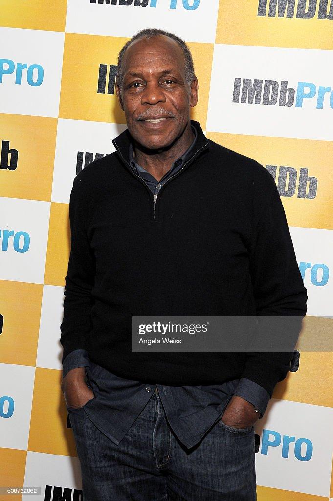 Actor Danny Glover in The IMDb Studio In Park City, Utah: Day Four - on January 25, 2016 in Park City, Utah.