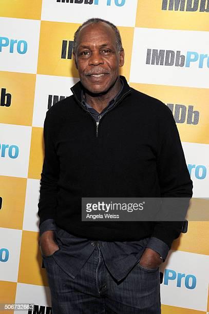 Actor Danny Glover in The IMDb Studio In Park City Utah Day Four on January 25 2016 in Park City Utah