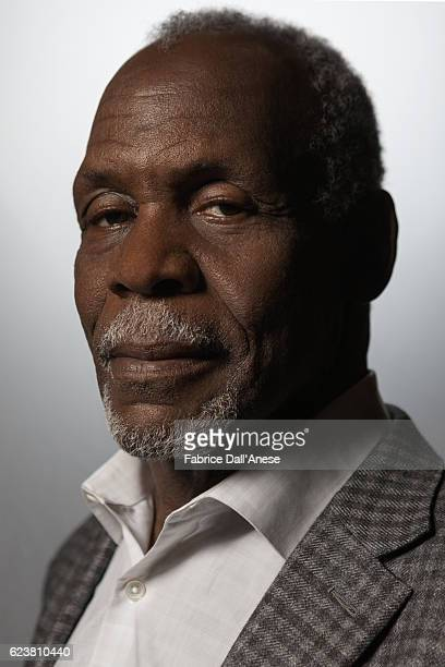 Actor Danny Glover is photographed for MovieMaker Magazine on September 10 2016 in Toronto Canada