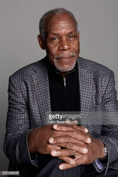 Actor Danny Glover poses for a portrait during the Juror Welcome Lunch at the 2016 Tribeca Film Festival on April 14 2016 in New York City