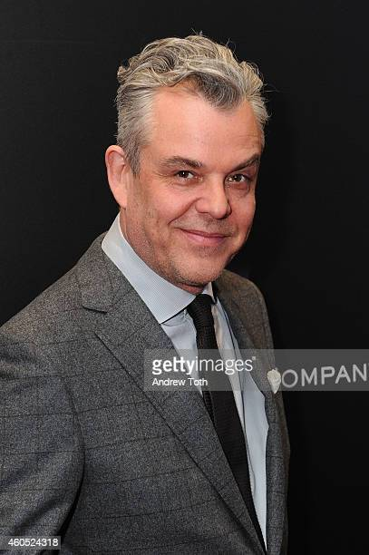 Actor Danny Huston attends 'Big Eyes' New York premiere at Museum of Modern Art on December 15 2014 in New York City