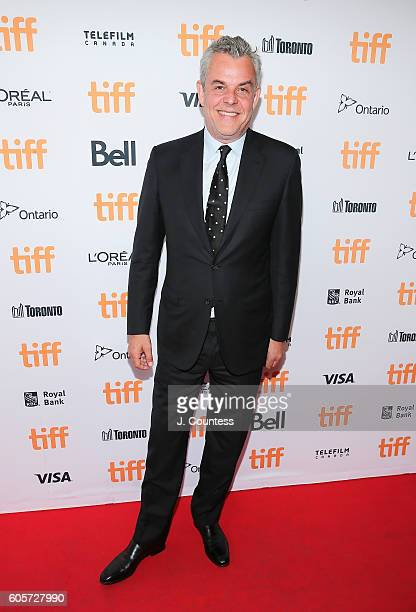 Actor Danny Huston attends the 2016 Toronto International Film Festival Premiere of 'All I See Is You' at the Princess of Wales Theatre on September...
