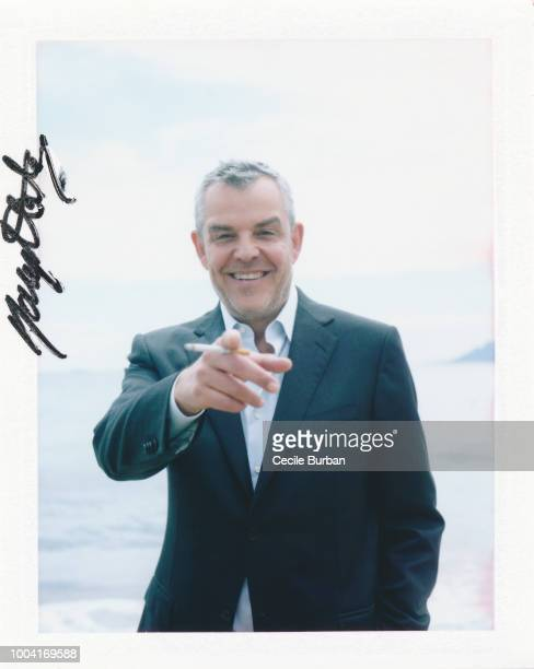 Actor Danny Huston is photographed for Self Assignment on May 2013 in Cannes France