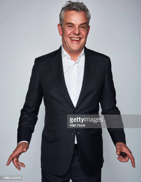 Actor Danny Huston poses for a portrait at The National Board of Review Annual Awards Gala on January 8 2019 at Cipriani 42nd Street in New York City