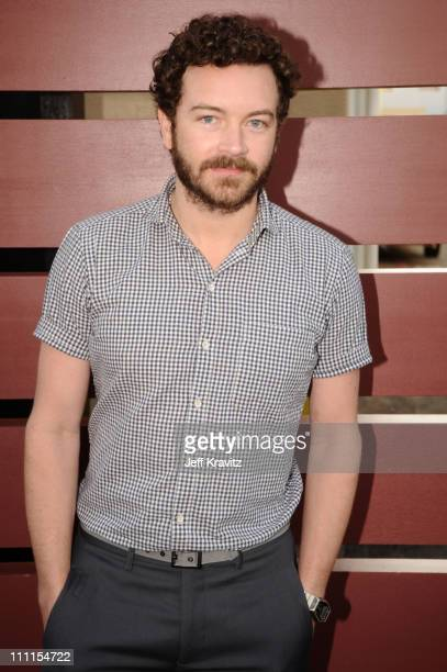 Actor Danny Masterson arrives at Spike TV's 4th Annual 'Guys Choice Awards' held at Sony Studios on June 5 2010 in Los Angeles California