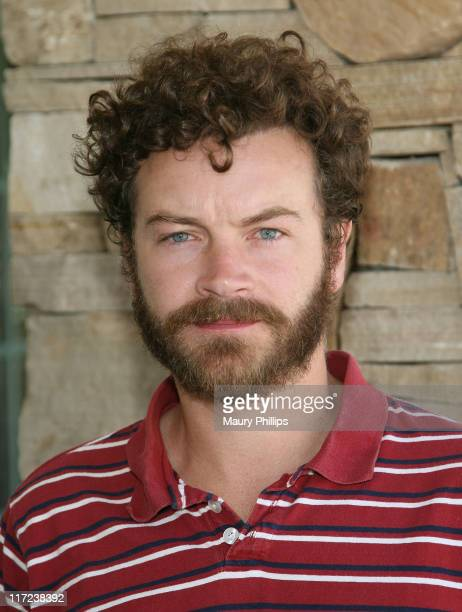 Actor Danny Masterson arrives at The Gentle Barn's 2nd Annual Charity Golf Tournament at Robinson Ranch Golf Course on June 24 2011 in Santa Clarita...