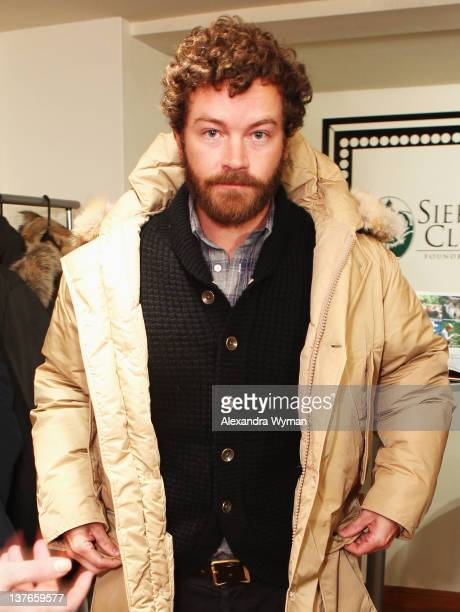 Actor Danny Masterson attends Day 4 of The Variety Studio during the 2012 Sundance Film Festival held at Variety Studio At Sundance on January 24...