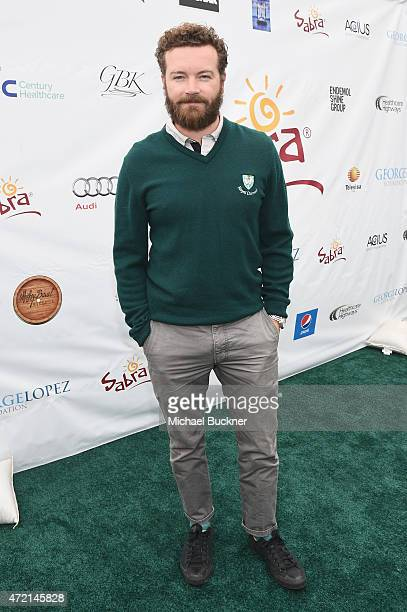 Actor Danny Masterson attends the 8th Annual George Lopez Celebrity Golf Classic presented by Sabra salsa to benefit the George Lopez Foundation at...
