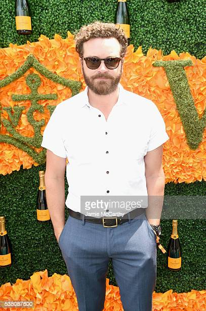Actor Danny Masterson attends the Ninth Annual Veuve Clicquot Polo Classic at Liberty State Park on June 4 2016 in Jersey City New Jersey