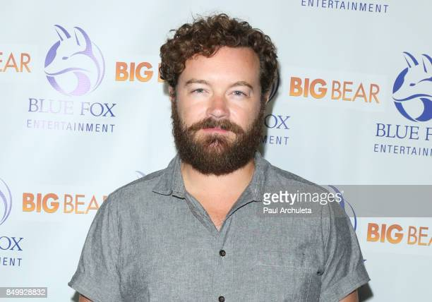 Actor Danny Masterson attends the premiere of Big Bear at The London Hotel on September 19 2017 in West Hollywood California
