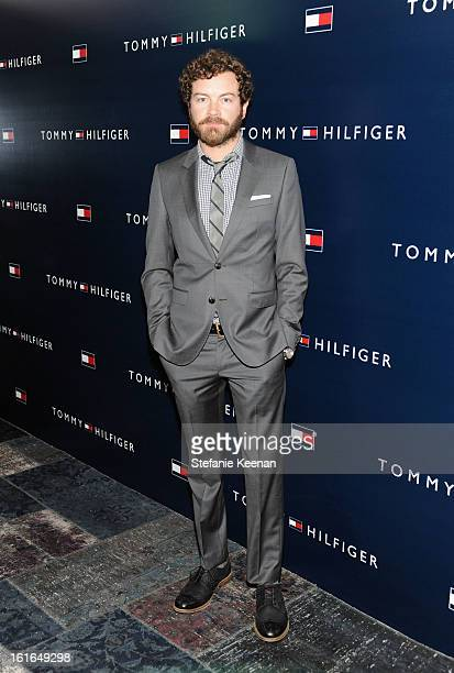 Actor Danny Masterson attends Tommy Hilfiger New West Coast Flagship Opening After Party at a Private Club on February 13 2013 in West Hollywood...