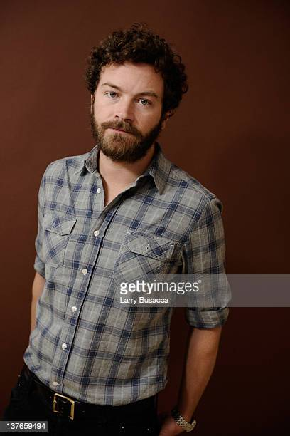 Actor Danny Masterson poses for a portrait during the 2012 Sundance Film Festival at the Getty Images Portrait Studio at TMobile Village at the Lift...