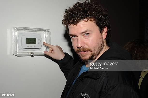 """Actor Danny McBride attends Don Julio Presents """"Cyrus"""" After Party on January 23, 2010 in Park City, Utah."""