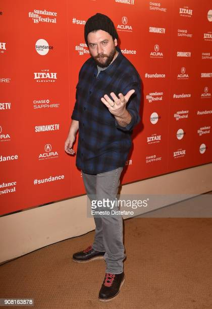 Actor Danny McBride attends the 'Arizona' Premiere during 2018 Sundance Film Festival at Egyptian Theatre on January 20 2018 in Park City Utah