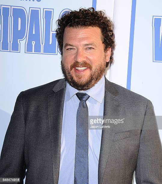 Actor Danny McBride attends the premiere of 'Vice Principals' at Avalon Hollywood on July 7 2016 in Los Angeles California