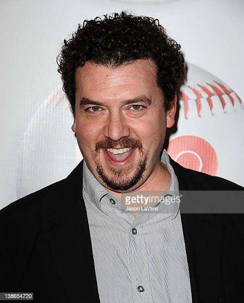 Actor Danny McBride attends the season 3 premiere of HBO's 'Eastbound And Down' at cinespace on February 9 2012 in Hollywood California