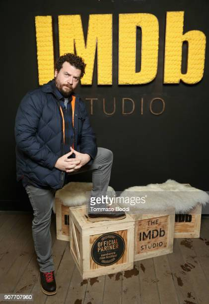 Actor Danny McBride from 'Arizona' attends The IMDb Studio and The IMDb Show on Location at The Sundance Film Festival on January 20 2018 in Park...