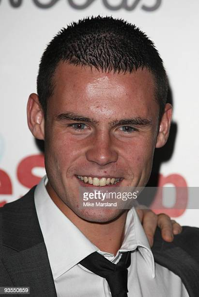 Actor Danny Miller attends the Inside Soap Awards held at Sketch on September 28 2009 in London England