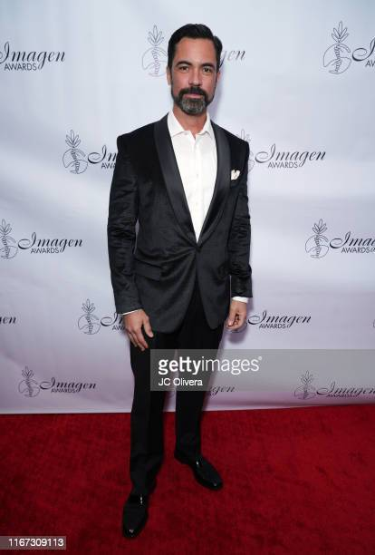 Actor Danny Pino attends the 34th Annual Imagen Awards at the Beverly Wilshire Four Seasons Hotel on August 10 2019 in Beverly Hills California