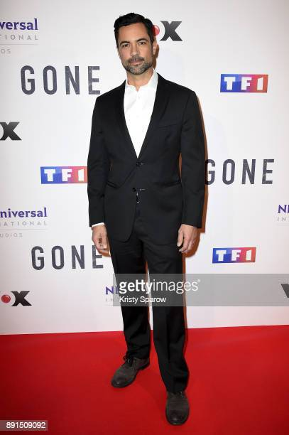 Actor Danny Pino attends the 'Gone' Paris Photocall at Hotel Meurice on December 13 2017 in Paris France