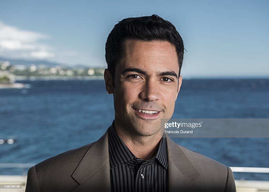 Actor Danny Pino poses for a portrait session during the 52nd Monte Carlo TV Festival on June 12, 2012 in Monaco, Monaco.