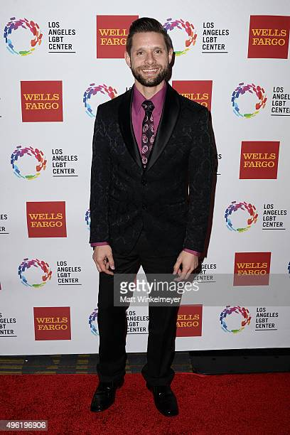 Actor Danny Pintauro attends the 46th Anniversary Gala Vanguard Awards at the Hyatt Regency Century Plaza on November 7 2015 in Los Angeles California