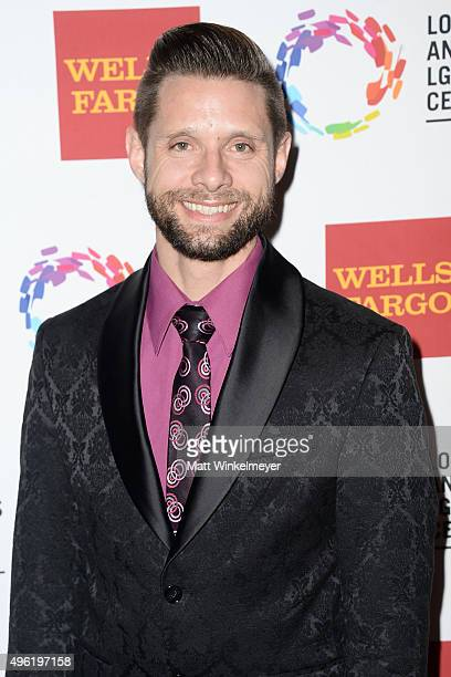 Actor Danny Pintauro attends the 46th Anniversary Gala Vanguard Awards at the Hyatt Regency Century Plaza on November 7 2015 in Los Angeles California