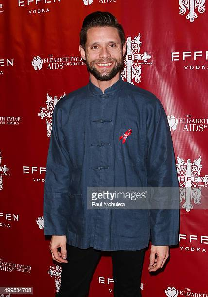 Actor Danny Pintauro attends the 6th annual tree lighting The Abbey at The Abbey on December 1 2015 in West Hollywood California