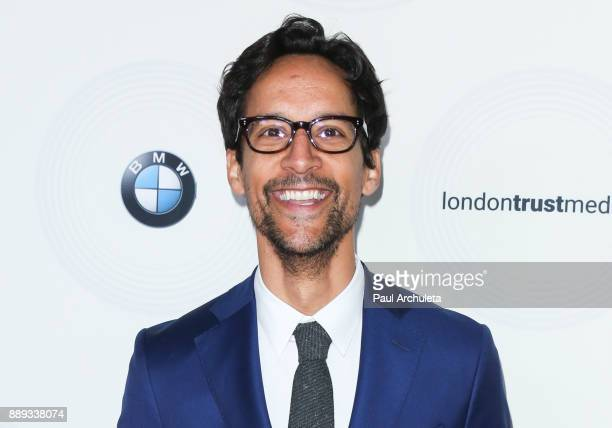 Actor Danny Pudi attends the 16th annual Unforgettable Gala at The Beverly Hilton Hotel on December 9 2017 in Beverly Hills California