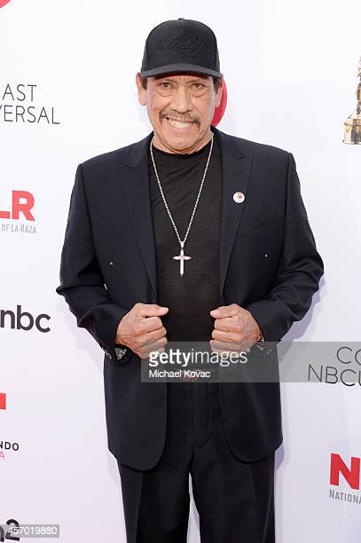 Actor Danny Trejo attends the 2014 NCLR ALMA Awards at the Pasadena Civic Auditorium on October 10 2014 in Pasadena California