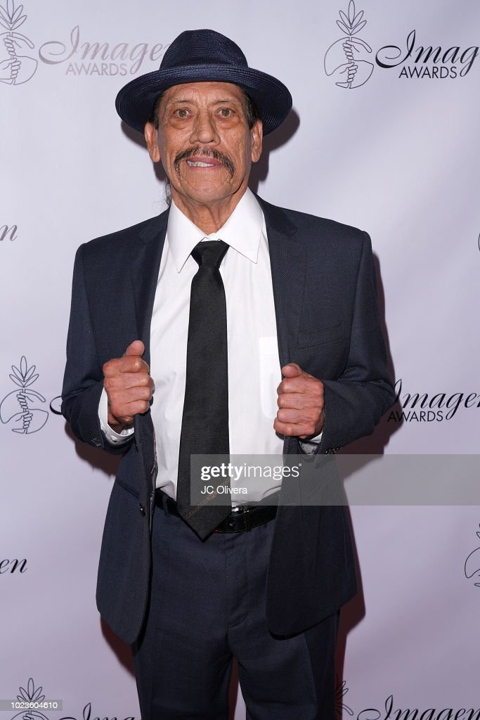 Actor Danny Trejo attends the 33rd Annual Imagen Awards at JW Marriott Los Angeles at L.A. LIVE on August 25, 2018 in Los Angeles, California.