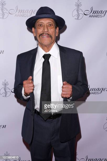Actor Danny Trejo attends the 33rd Annual Imagen Awards at JW Marriott Los Angeles at LA LIVE on August 25 2018 in Los Angeles California