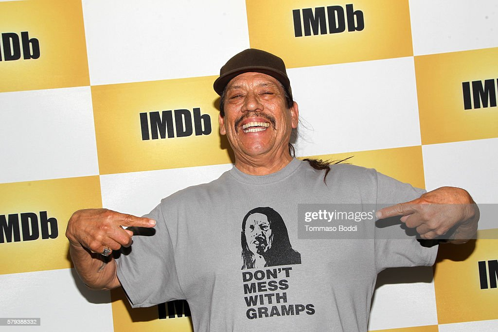 Actor Danny Trejo attends the IMDb Yacht at San Diego Comic-Con 2016: Day Three at The IMDb Yacht on July 23, 2016 in San Diego, California.